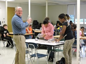 STEM program at Albion Public Schools