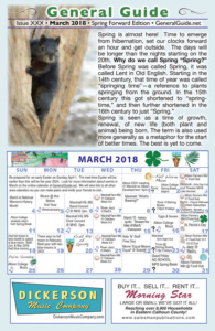 Preview General Guide Spring Forward Edition 2018