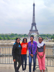 Trip to France - including Paris, and Noisy-le-Roi Albion's Sister City.