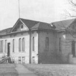 Albion Black History - West Ward School