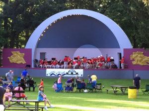 Marshall Rotary Band
