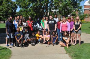 Albion Michigan Big Read Leaders 2016