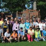Albion Labor Day Trail Walk 2016
