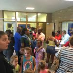Harrington – NAACP Backpack giveaway
