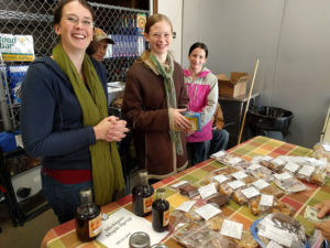 Indoor Albion Farmers' Market
