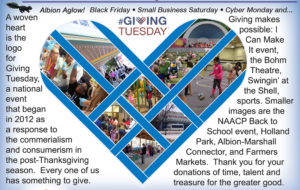Giving Tuesday - 2017
