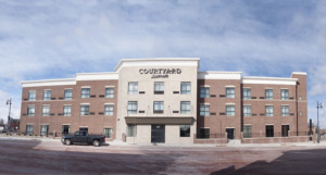Courtyard by Marriott -  Albion - Tour - April 2018