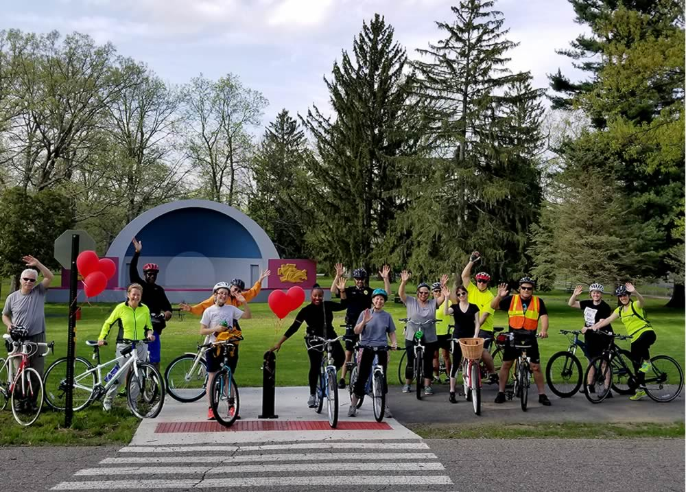 Ride the River - 2018 Albion Community Bike Ride Program