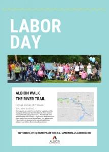 Albion River Trail
