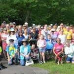 Labor Day Albion Walk the Trail - Albion Michigan 2018