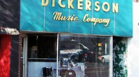 Dickerson Music Co.  Historic Business Profile