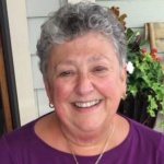 Linda Kolmodin, Writer, Teacher, Fundraiser