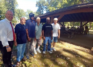 A Reunion of Friends and Key Workers of Albion's Industrial Past