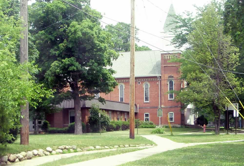 Presbyterian Church Albion, 2011