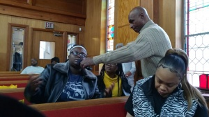 Macedonia Missionary Baptist Church Responds to Mental Health Needs of Albion
