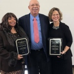 Starr CEO Elizabeth Carey honored with first Dr. Sheryl Mitchell Servant Leadership Award