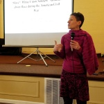 Dr. Marcy Sacks Gives Lecture to Albion Area Lifelong Learners