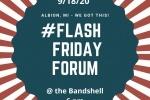 FLASH FRIDAY FORUM INVITE