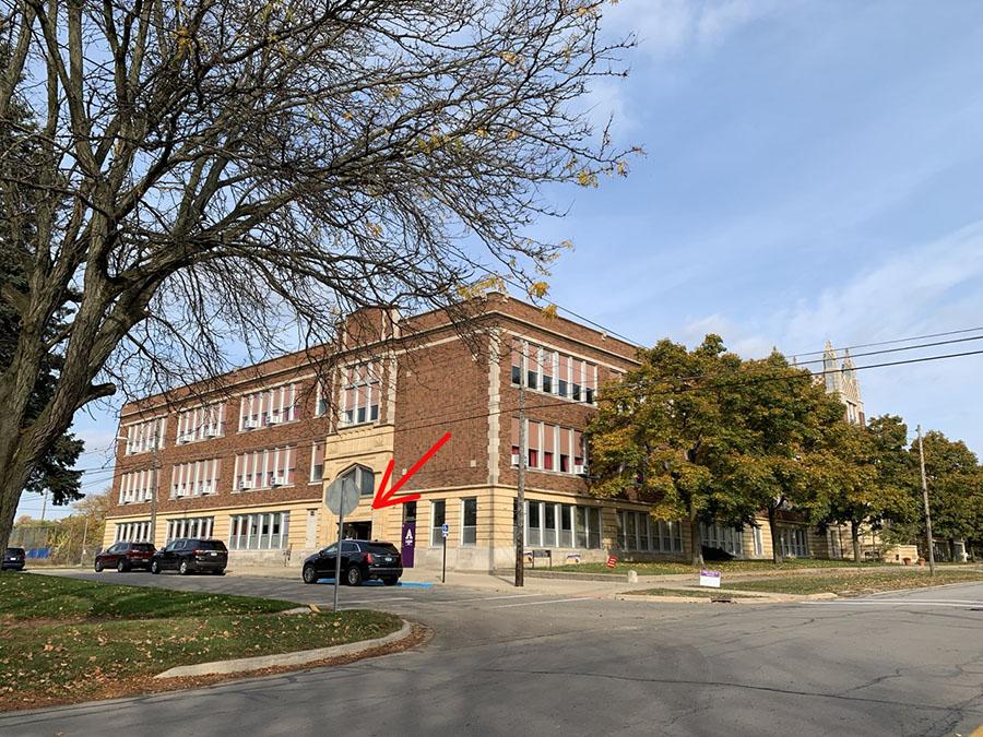 COVID-19 Neighborhood Testing in Albion Michigan - 2020