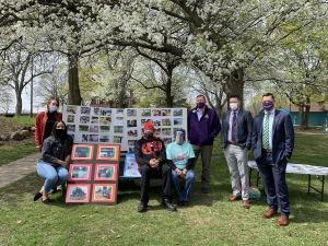 Holland Park Pavilion Announcement April 2021