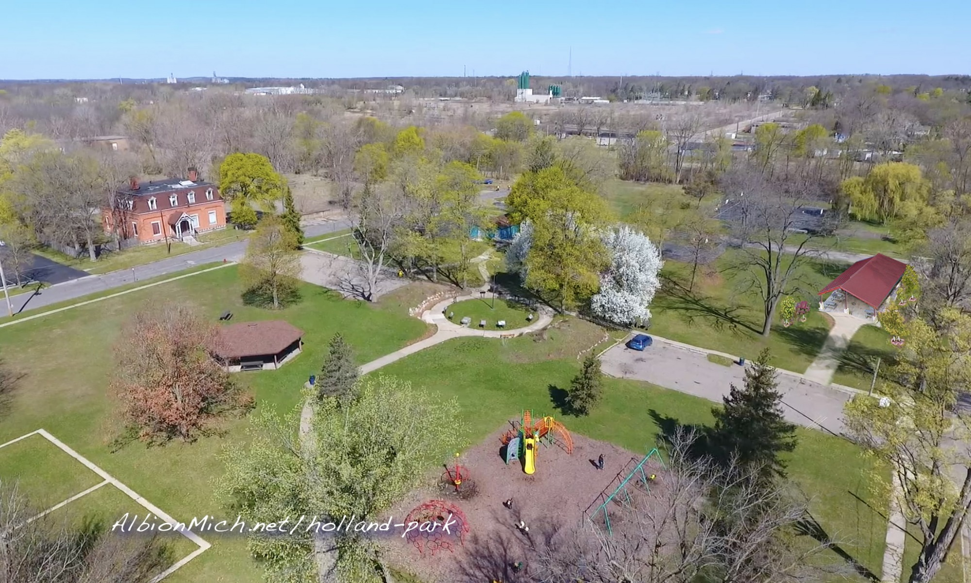 Albion, Michigan - General Guide to the Community