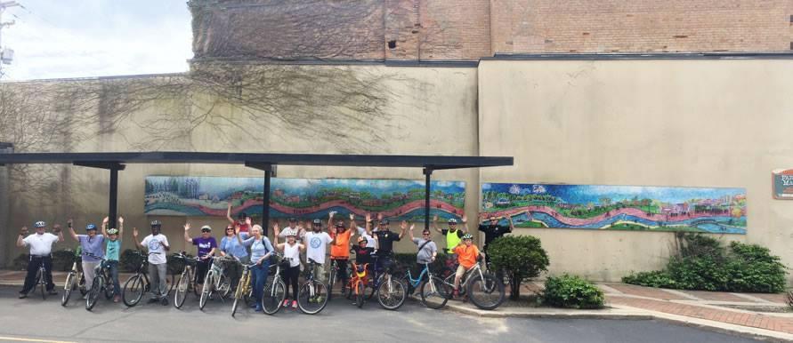 Albion Community Bike Rides