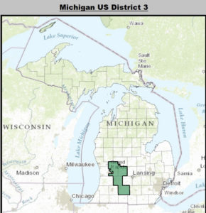 US Congressional District 3