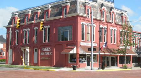 Parks Drug Store