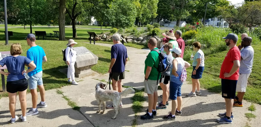 Labor_Day_Albion_2018_History_Hill_Tour