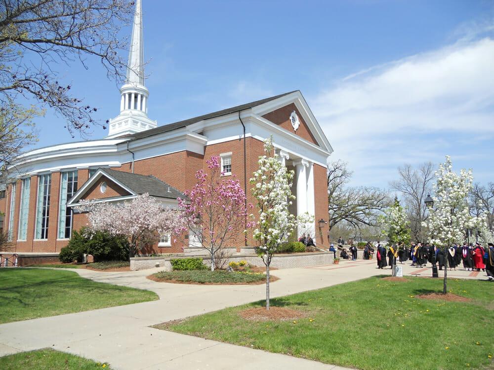 Goodrich Chapel, Albion College