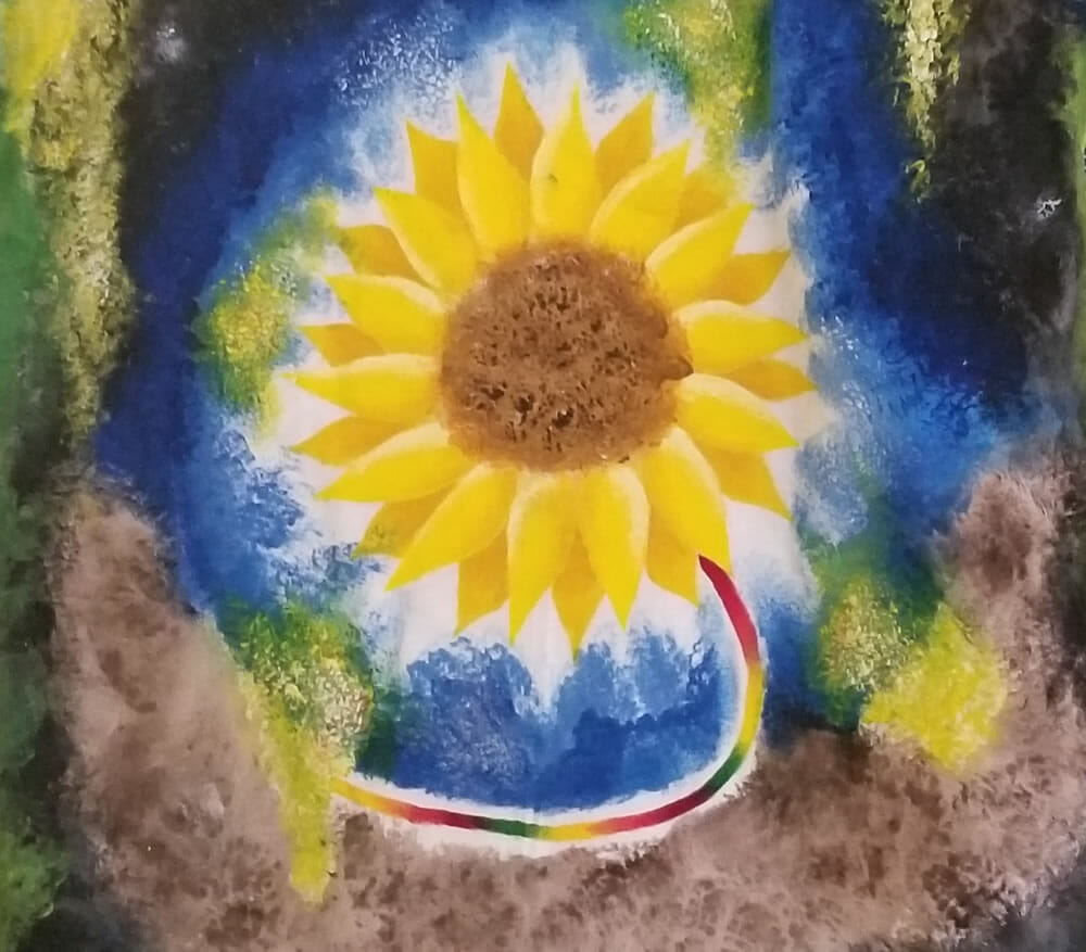 The Art of Resilience - by Calhoun County Students
