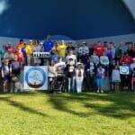 Labor Day Albion Walk the Trail - Albion Michigan 2019