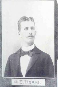 1901 GEORGE DEAN SIDEWALKS  - by Frank Passic