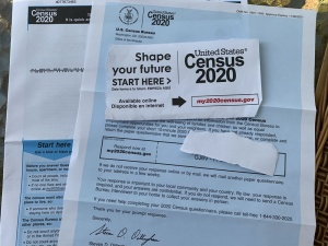 Homework: File Your Census