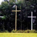 THE OLD RUGGED CROSS HAS STOOD THE TEST OF TIME -  WRITTEN IN ALBION - by Frank Passic