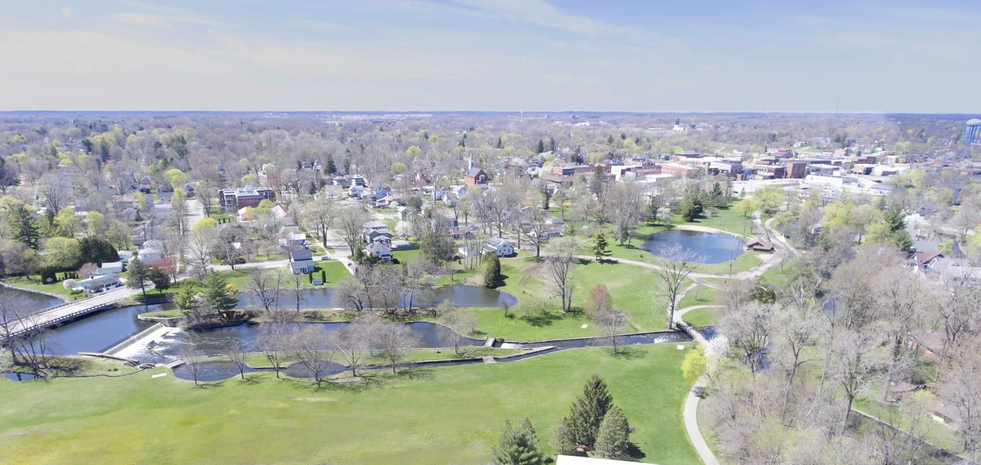 Albion, Michigan - General Guide to the Arts & Trails
