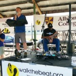 Albion's Farmer's Market brings back outdoor music at Stoffer Plaza and fresh food
